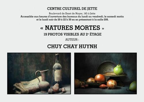 NATURES MORTES HUYNH